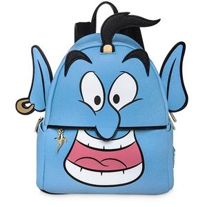 Disney parks Aladdin Genie Loungefly backpack